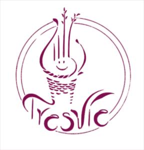 Le logo TresVie : La révélation de soi de l'osier biologique à la vannerie